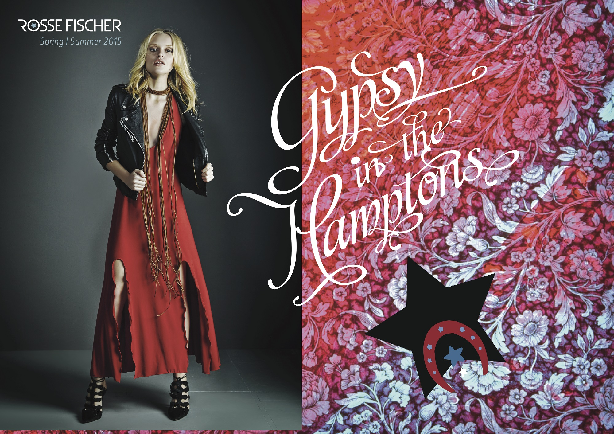 Rosse Fischer 2015 Gypsy in the Hamptons made in Spain