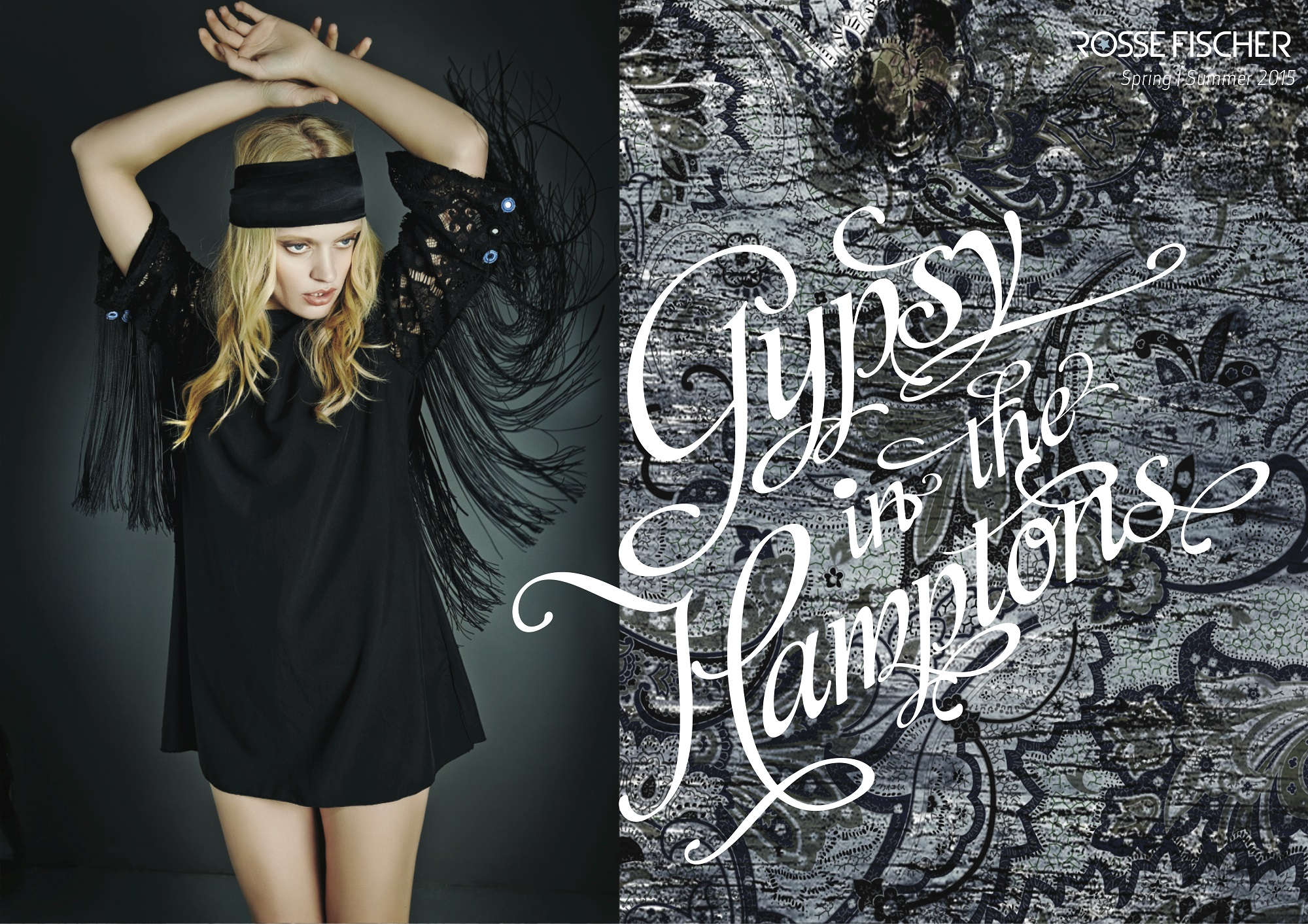 Rosse Fischer 2015 Gypsy in the Hamptons made in Spain