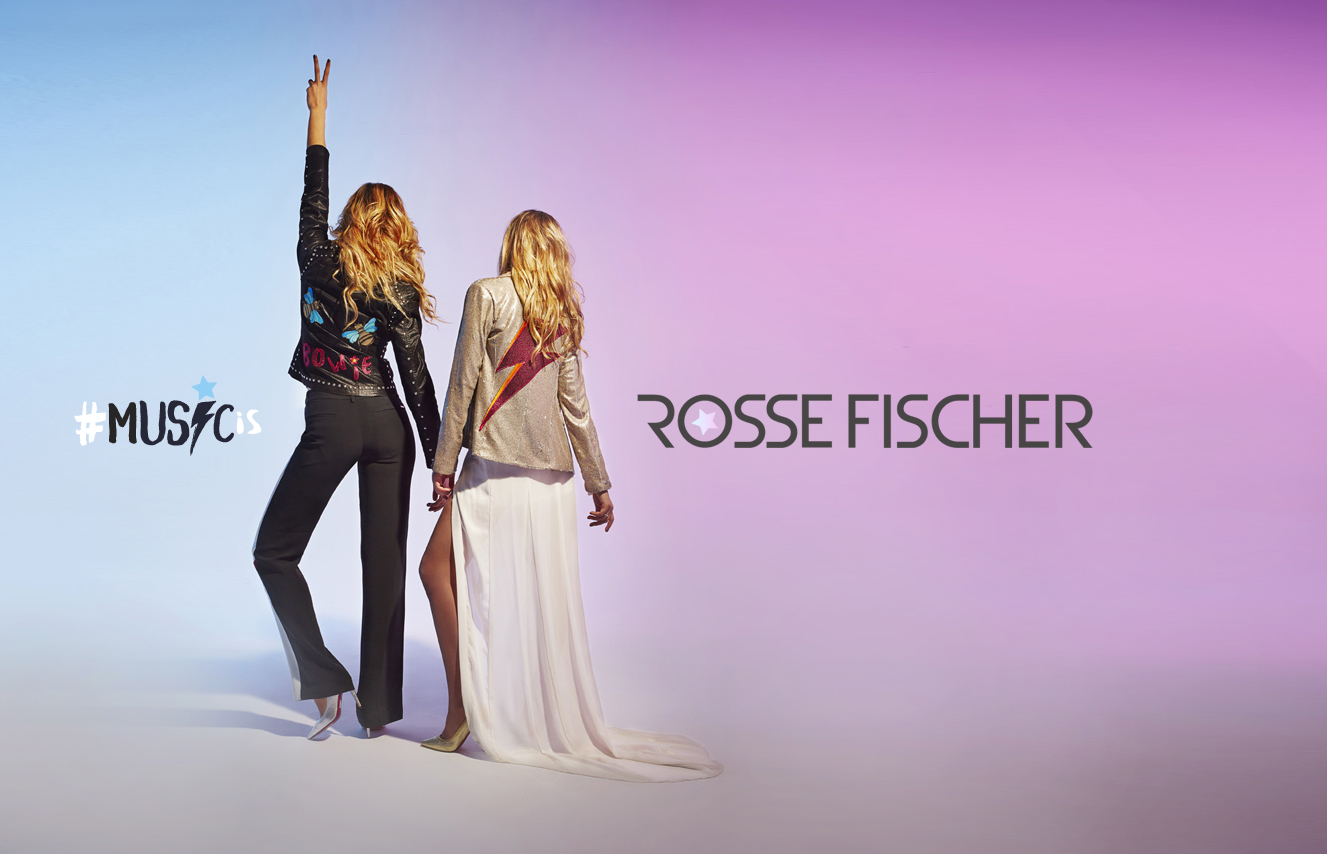 Rosse Fischer Music Is The Answer