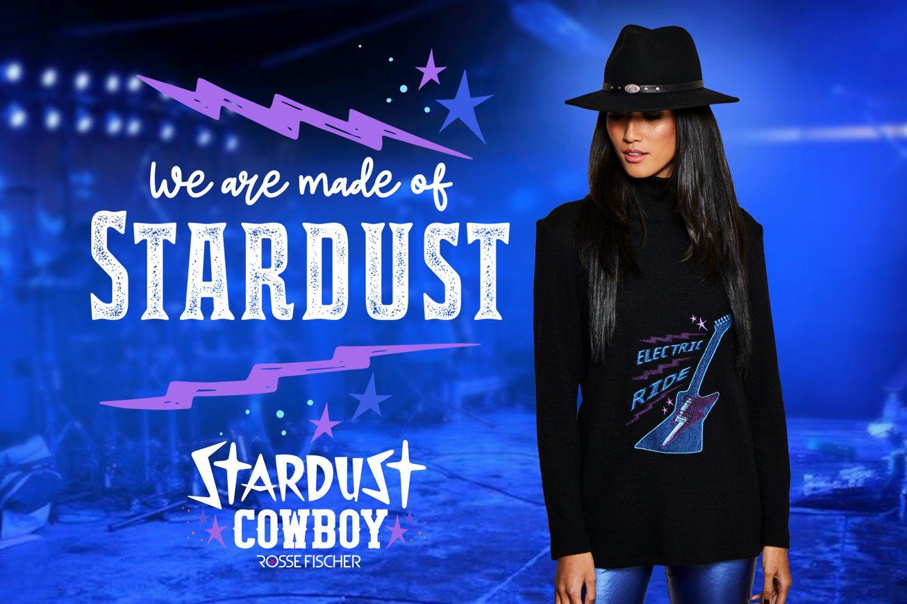 Stardust cowboy Rosse Fischer