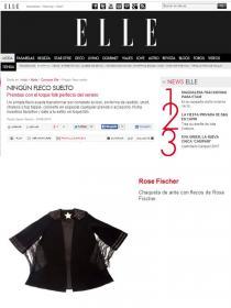 Kimono Pantera in www.elle.es
