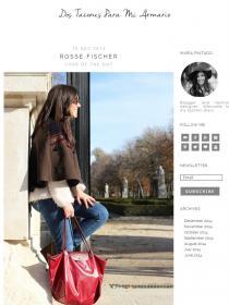 Rosse Fischer WEB WINTER 76 in Dos Tacones Para Mi Armario